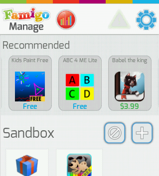 famigo_sandbox_screenshot.png